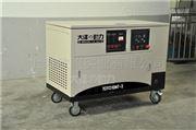 10kw车载汽油发电机