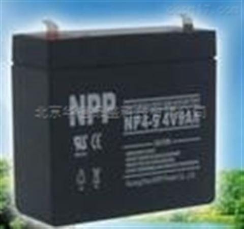 高性能耐普npp蓄电池np12-80