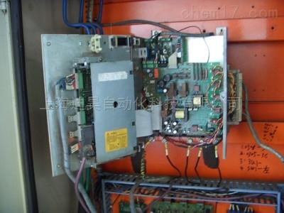 西门子6RA70电机抖动厉害F042维修