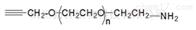聚乙二醇衍生物NH2-PEG-Alkyne MW:5000氨基PEG炔基