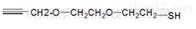 修饰PEGAlkyne-PEG-SH MW:2000 炔基聚乙二醇巯基