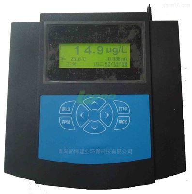 LB-DO80南京食品和自来水LB-DO80中文台式溶解氧仪