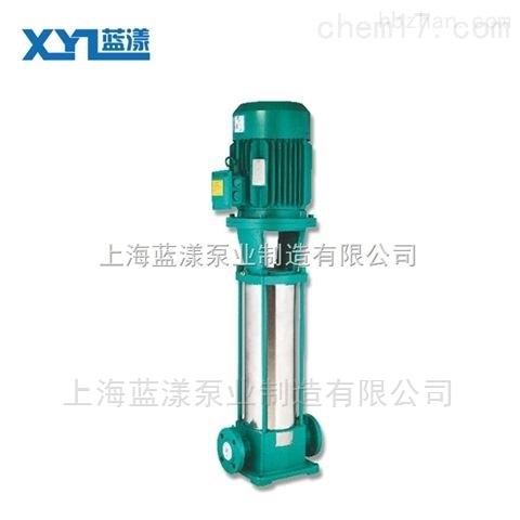 立式不锈钢多级泵QDL2-110特价现货