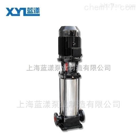 25GDL2-12-8立式多级管道离心泵产品特点