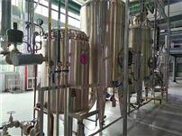 回收闲置二手双效浓缩式蒸发器