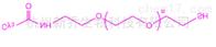 PEG衍生物CY3-PEG-SH MW:2000菁染料PEG巯基荧光波长