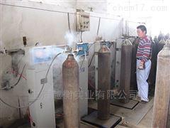 电子二氧化碳灌装秤 气站用的充装秤