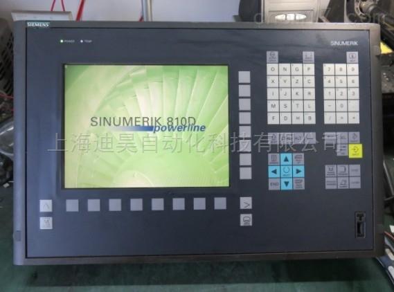 西门子840D系统黑屏维修