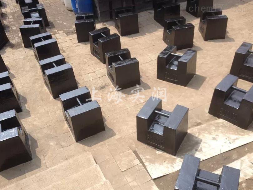 500公斤铸铁砝码,镇江砝码厂家