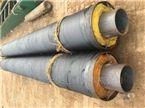 钢套钢复合型蒸汽管特点