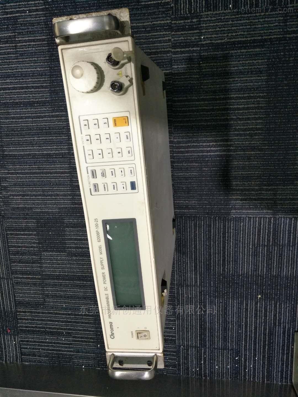Chroma62006P-100-25直流电源