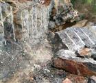 山西高效無聲膨脹劑,山西巖石破碎劑廠家直供