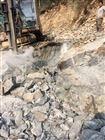 湖南靜力爆破劑,靜音無聲膨脹劑:破碎巖石材料