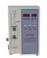 FBT-5/6/9数显勃氏透气比表面积仪--参数维护