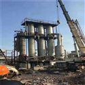 不限二手4效5体10吨浆膜蒸发器出售