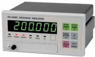 日本AND升降振動料鬥秤稱重AD-4408C控製器