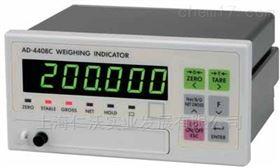 日本AND升降振动料斗秤称重AD-4408C控制器