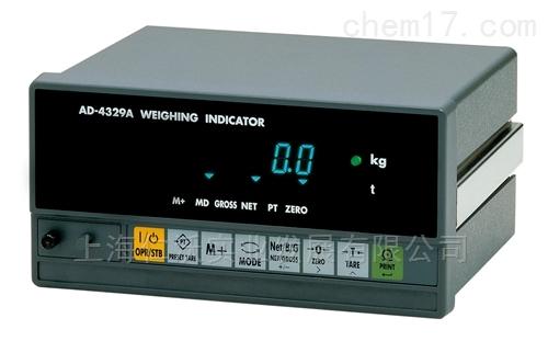 称重显示器AD-4329A配料控制自动存储仪表