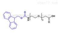 短链小分子PEGFmoc-N-amido-PEG5-acid 882847-32-7