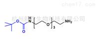 小分子PEGt-Boc-N-Amido-PEG3-Amine101187-40-0