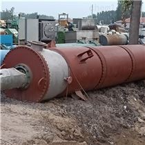 全国回收闲置二手薄膜蒸发器 5-100平方