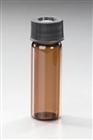 186001133CWaters 4mL 棕色 螺口盖样品瓶(组合包装)