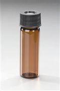 Waters 4mL 棕色 螺口盖样品瓶(组合包装)