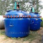 齐全500L-10000L 二手搪瓷反应釜回收价格