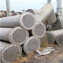 诚信回收二手10-400平方不锈钢冷凝器