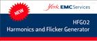 York EMC谐波和闪烁产生器HFG02