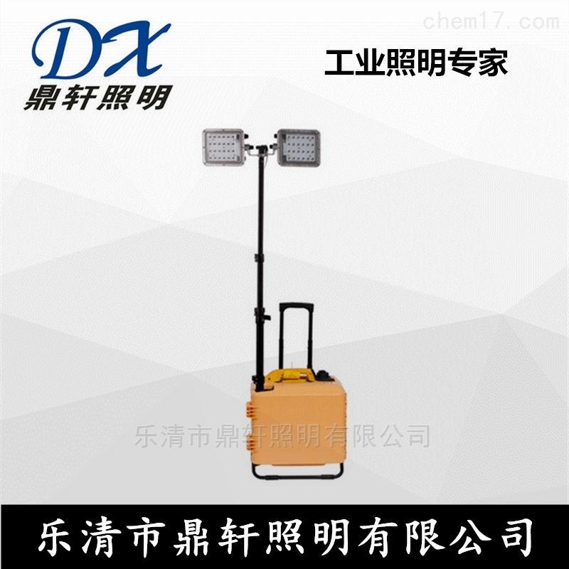 厂家M1002多功能升降工作灯发电机供电