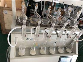 大連全自動蒸餾儀JTZL-6Y二氧化硫蒸餾器