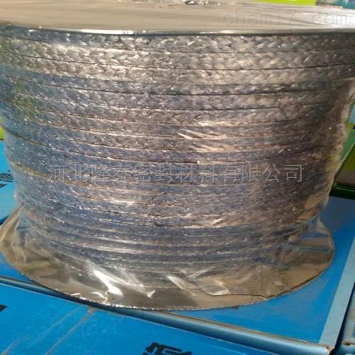 齐全优质柔性高压编织增强纯柔性石墨盘根