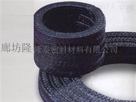 黑四氟盘根填料环 * 非标定制