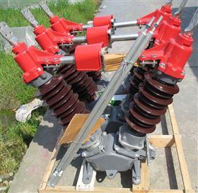 10KV雙投型戶外高壓隔離開關