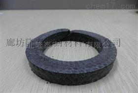 直销柔性石墨环 开孔填料环 石墨盘根环