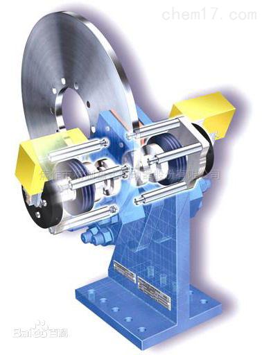 SHI102液压盘式制动器-德国西伯瑞制动器