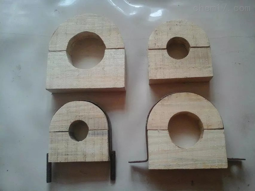 厂家直销保温木管托价格