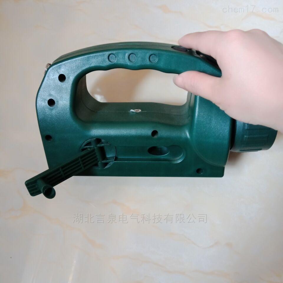 IW5510户外磁吸手摇自发电远程应急探照灯
