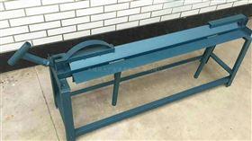 简易2米手动折弯机铁板折边机