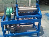 铁皮保温专业的电动压边机设备销售