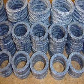 生产碳素盘根环 四氟盘 根环价格低