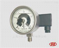 重庆川仪YXH坚固型电接点压力表