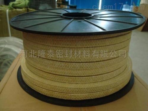 芳纶盘根 芳纶纤维盘根泵阀密封专用