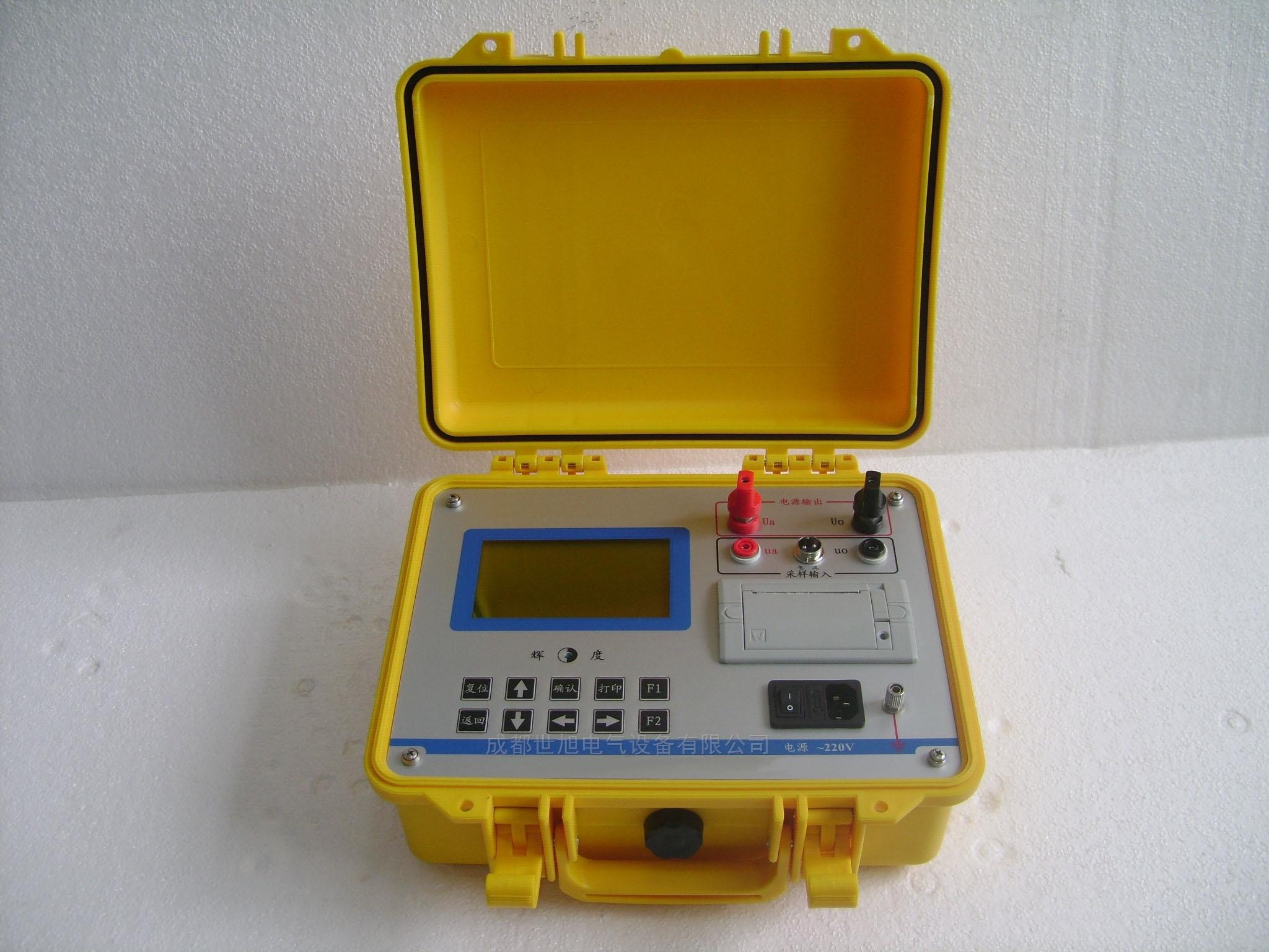 单相电容电感测试仪承装承修承试四级标准