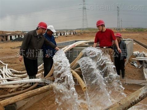 镇江深井降水-地基础降水工程