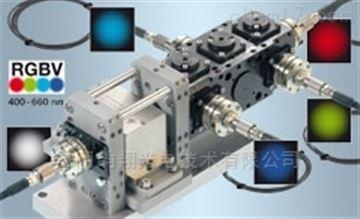 RGBV激光光束合成器,帶AOTF