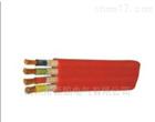 屏蔽型钢丝型扁平电缆