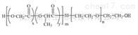 三嵌段共聚物PLGA-SS-PEG-OH MW:2000 二硫键嵌段共聚物