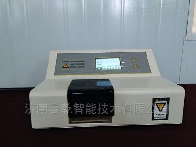 济南容乾片剂硬度仪